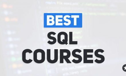 Best Online SQL Courses