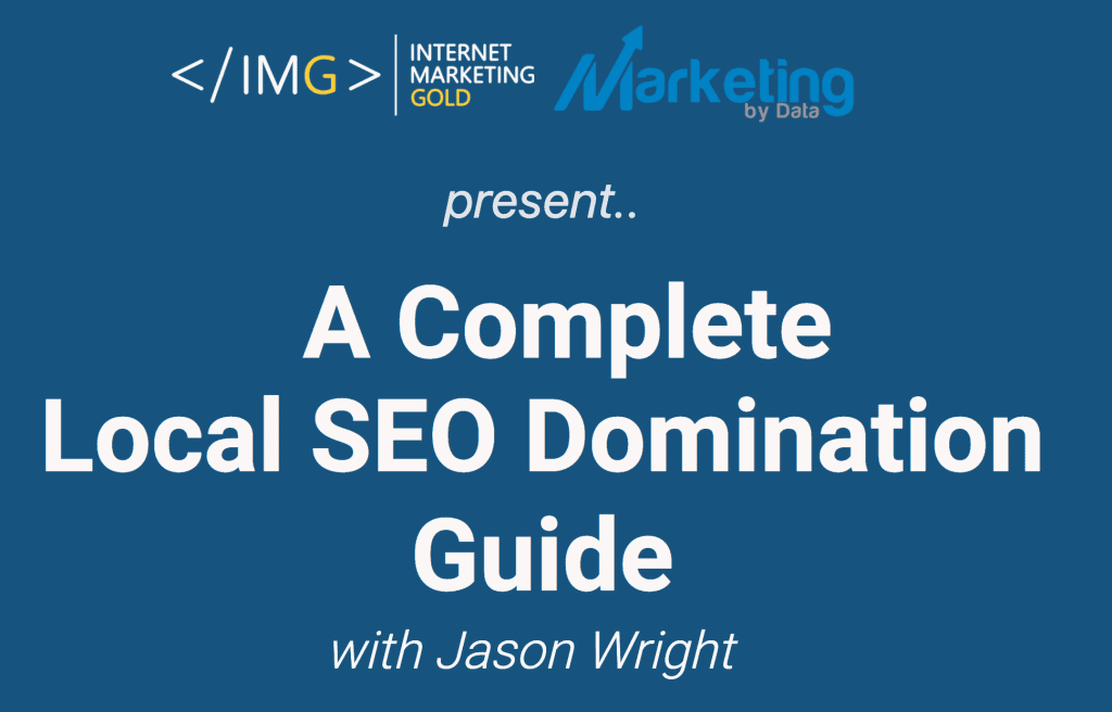 Local SEO Domination Overview
