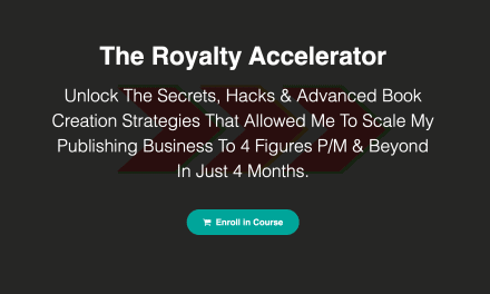 The Royalty Accelerator Review - An In-Depth Look At Matt Logan's Course