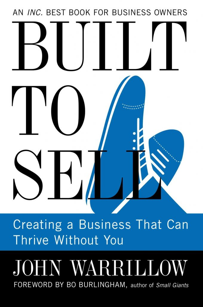 business books - Built to Sell