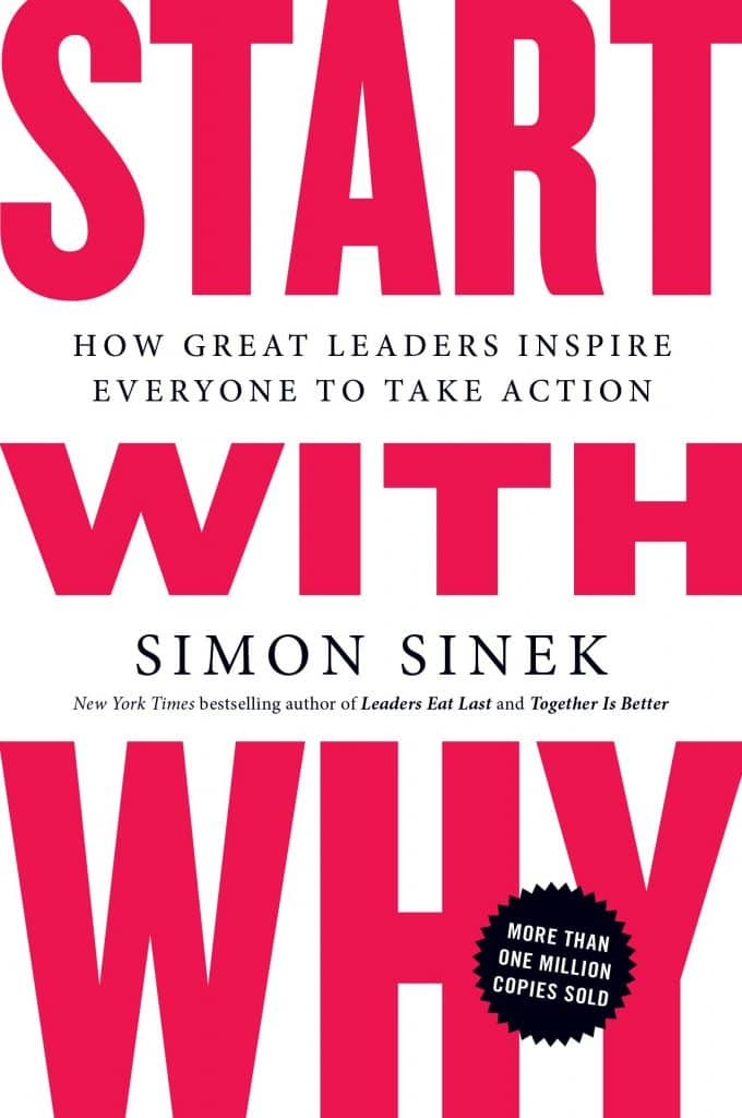 business books - Start With Why