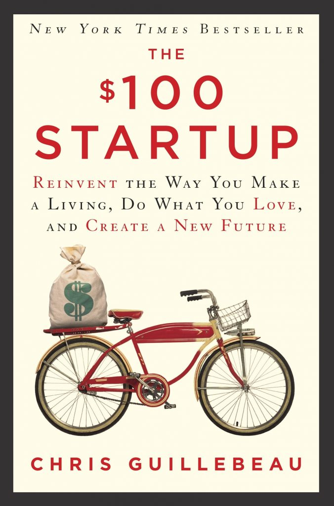 business books - The 100 Dollar Startup
