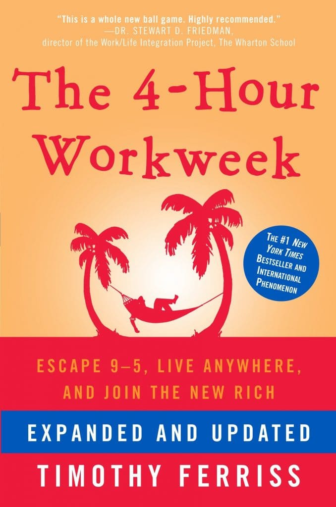 business books - The 4 Hour Workweek
