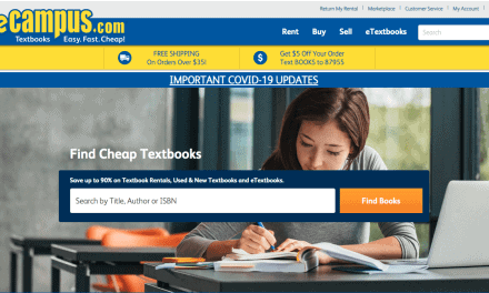 eCampus Review – Is This A good Site To Buy Textbooks?