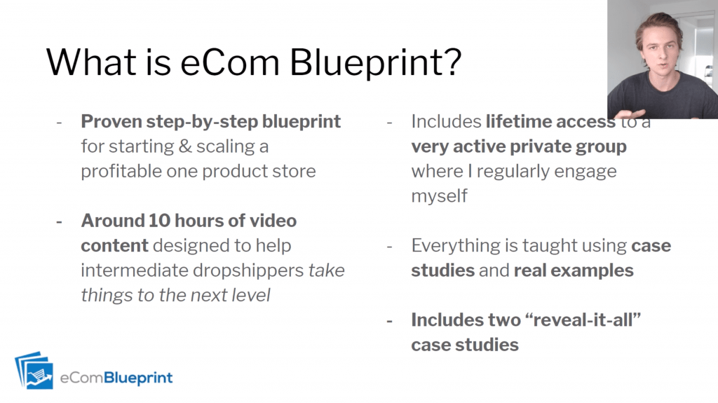 eCom Blueprint 2.0 Overview