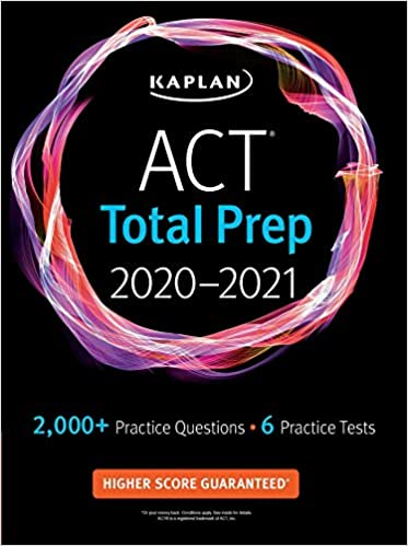ACT Prep 2020 and 2021 by Test Prep Books