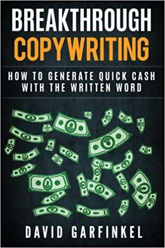 Breakthrough Copywriting by David Garfinkel