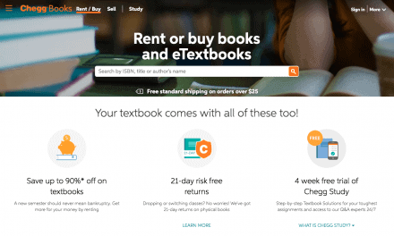 Chegg Books Review – Should You Use This Textbook Rental Site?