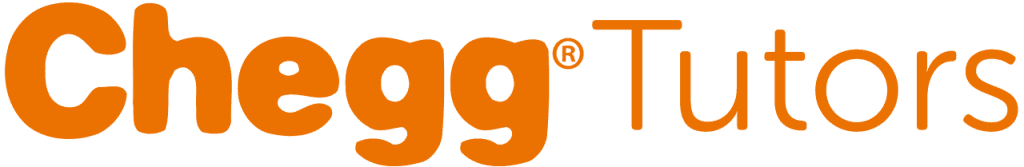 Chegg Tutors Logo