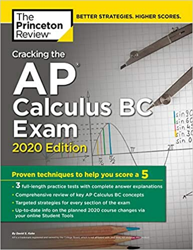 Cracking the AP Calculus BC Exam by The Princeton Review