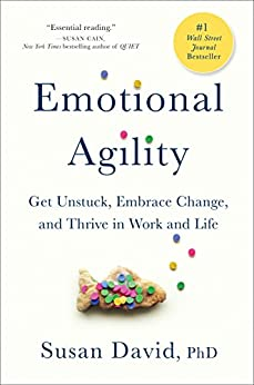 Emotional Agility by Susan David