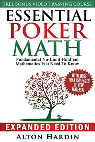 Essential Poker Math by Alton Hardin
