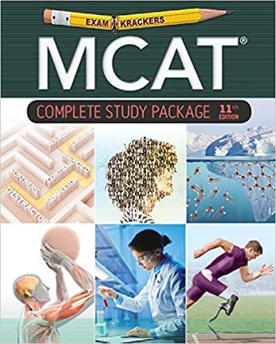 Examkrackers MCAT Complete Package