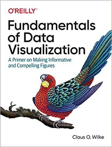 Fundamentals of Data Visualization: A Primer on Making Informative and Compelling Figures by Claus O Wilke