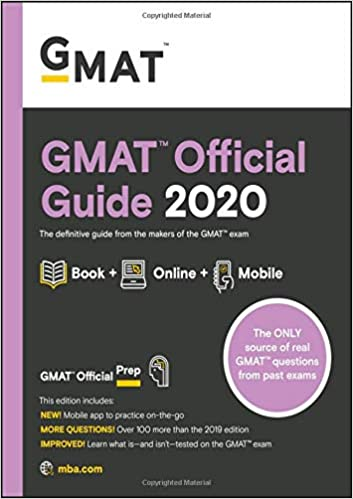 GMAT Official Guide by GMAC