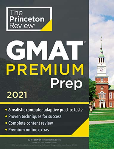 GMAT Premium Prep by The Princeton Review