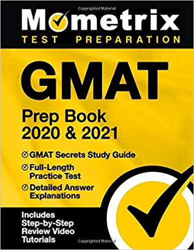 GMAT Prep Book by Mometrix Business School Admissions Test Team