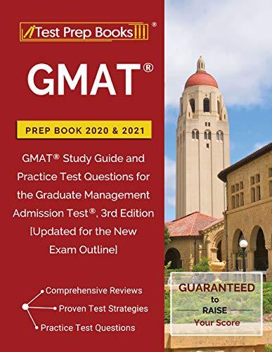 GMAT Prep Book by Test Prep Books