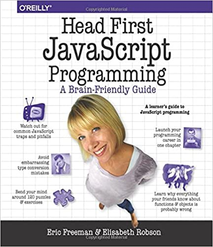 Head First JavaScript Programming- A Brain-Friendly Guide by Eric Freeman