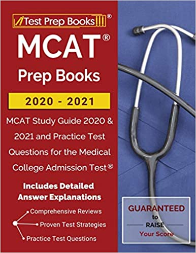 MCAT Prep Books 2020-2021 by Test Prep Books