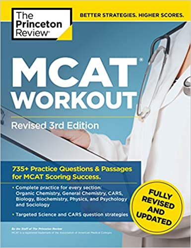 MCAT Workout by The Princeton Review