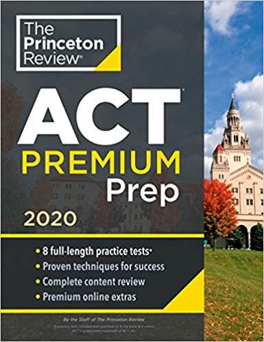 Princeton Review ACT Premium Prep by The Princeton Review