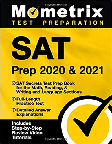 SAT Prep 2020 & 2021 by Mometrix College Admissions Test Team