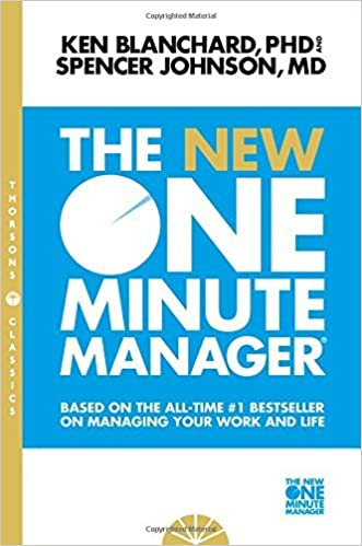 The One Minute Manager by Ken Blanchard and Spencer Johnson