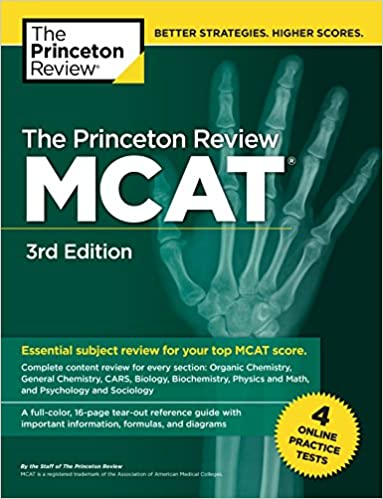 The Princeton Review MCAT by The Princeton Review