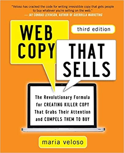 Web Copy That Sells by Maria Veloso