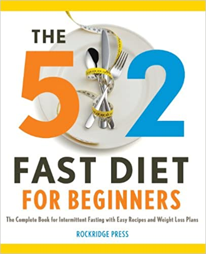5-2 Fast Diet for Beginners by Rockridge Press