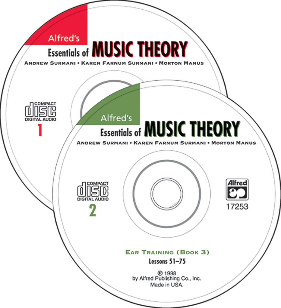 Alfred's Essentials of Music Theory by Andrew Surmani