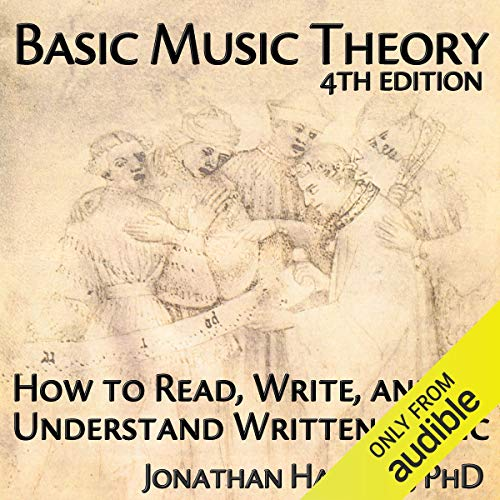 Basic Music Theory by Harnum Jonathan