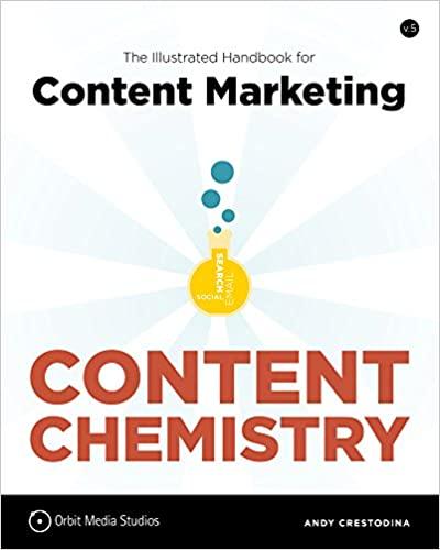 Content Chemistry by Andy Crestodina