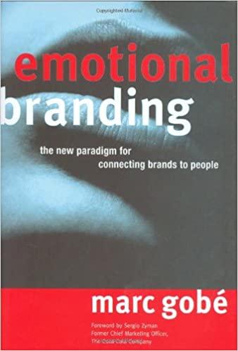 Emotional Branding by Marc Gobe