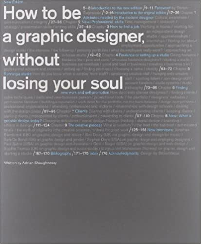 How to be a Graphic Designer by Adrian Shaughnessy