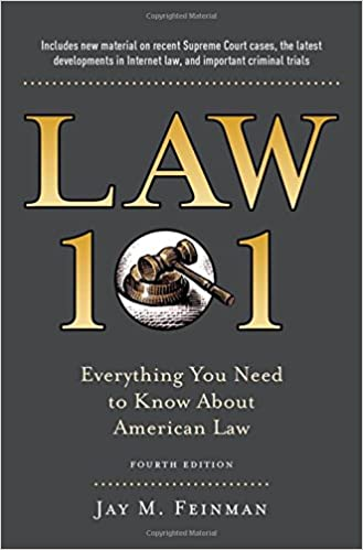 Law 101 by Jay M. Feinman