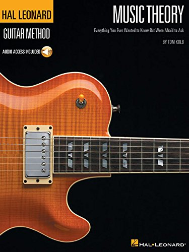 Music Theory for Guitarists by Tom Kolb