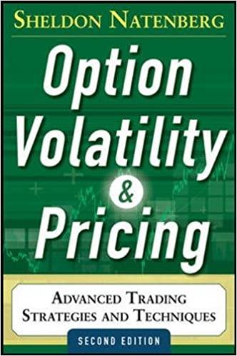 Option Volatility and Pricing by Sheldon Natenberg