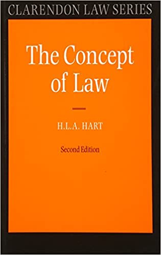 The Concept Law by H.L.A. Hart