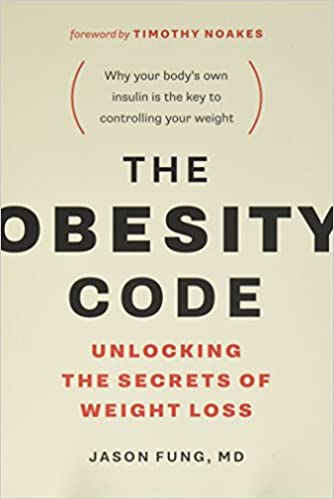 The Obesity Code by Jason Fung