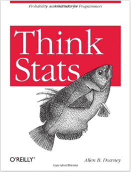 Think Stats by Allen B. Downey