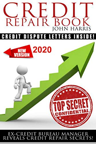 Credit Repair Book by John Harris