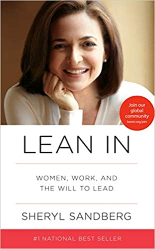 Lean In by Nell Scovell and Sheryl Sandberg