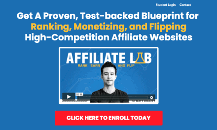 Affiliate Lab Review – Is Matt Diggity's Course Worth the Money?