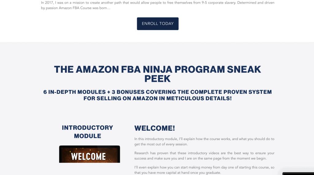 Amazon FBA Ninja by Kevin David