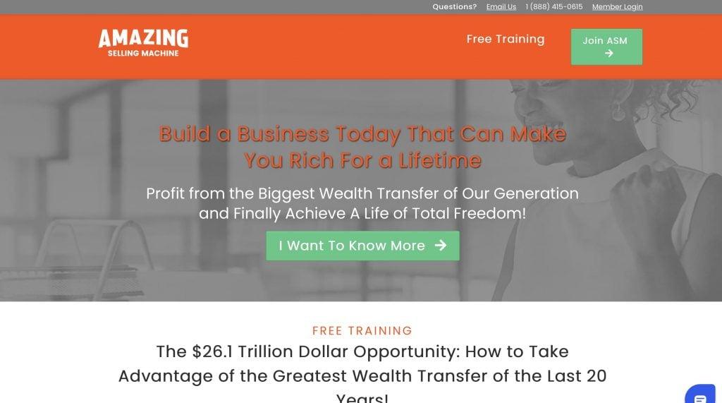 Amazon Selling Machine by Amazingsellingmachine.com