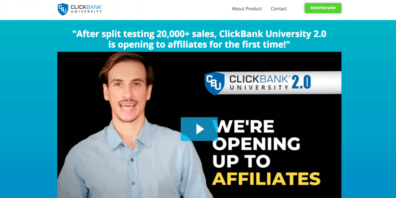 ClickBank University Review – Is This Course's Premium Training Worth It?