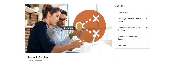 LinkedIn Learning Video