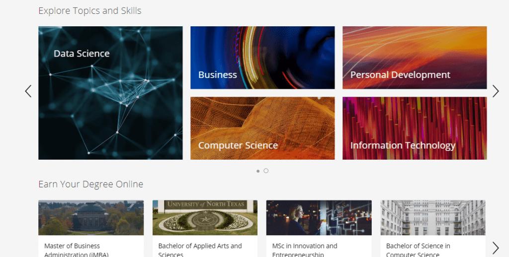Coursera Catalog